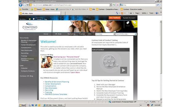Microsoft SharePoint Online - Boston, Worcester, Manchester