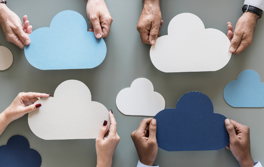 cloud-network-storage-isolated-on-gray-background-PL8GU69-r1