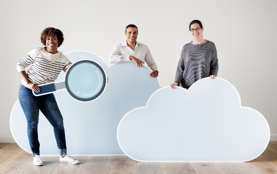 happy-people-with-cloud-and-technology-icons-PWEHSAJ-r1
