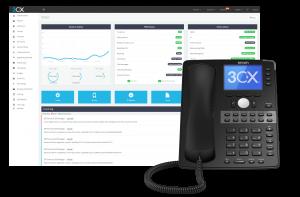3CX VoIP System Management Console