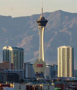 Stratosphere Tower in Las Vegas