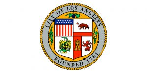 city of Los Angeles official seal
