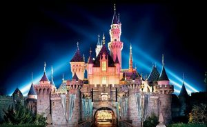 disney park in los angeles
