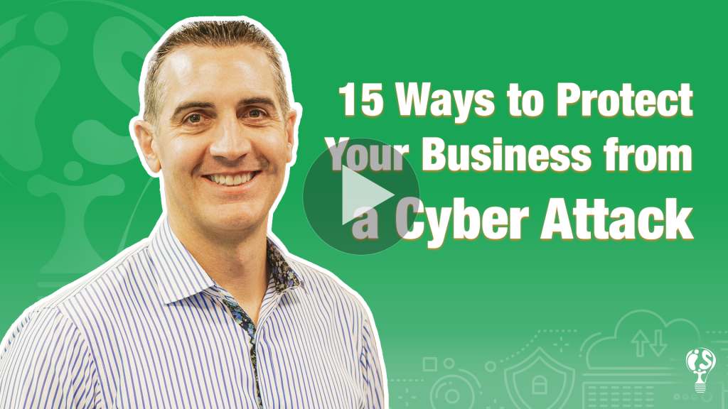 ITS-15 Ways to Protect Your Business from Cyber Attack