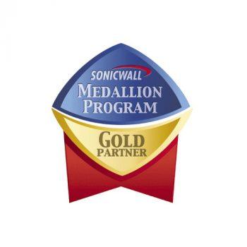 SonicWALL Gold Medallion Partner