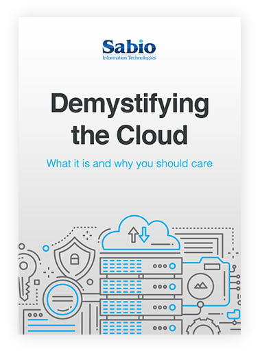 Demystifying the Cloud What it is and why you should care - Miami