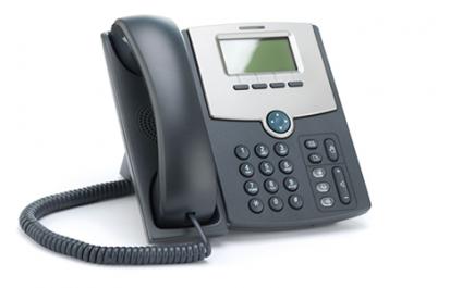 Connecting a Cisco SPA525G VoIP Phone via Wifi