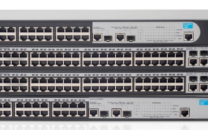 Update Firmware HP 1910 Switches