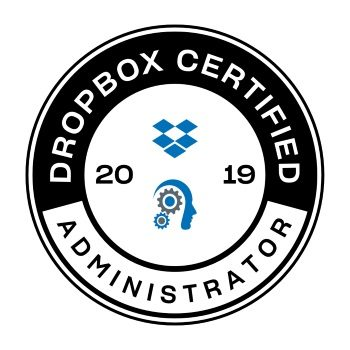 Dropbox Certified Administrator