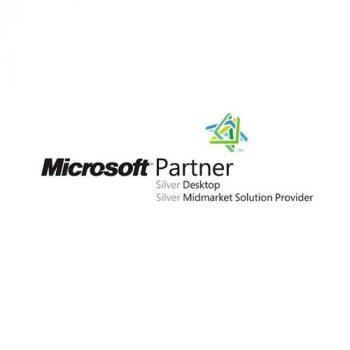 Microsoft Partner Silver Desktop