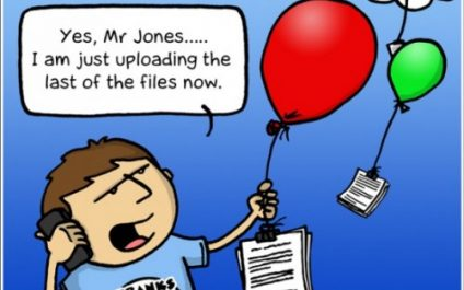 THE PROS AND CONS OF CLOUD COMPUTING…by dStringer