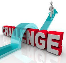 THE BIGGER THE CHALLENGE…THE BIGGER THE OPPORTUNITY!!