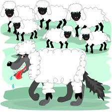 """""""BEWARE OF THE WOLF IN SHEEP'S CLOTHING""""…Further Exploration Into Social Engineering…by dStringer"""
