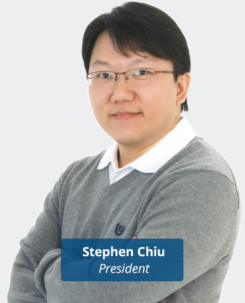 Stephen Chiu, President - Place One Systems