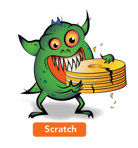 Scratch Data Loss Gremlins