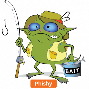 Phishy Data Loss Gremlins