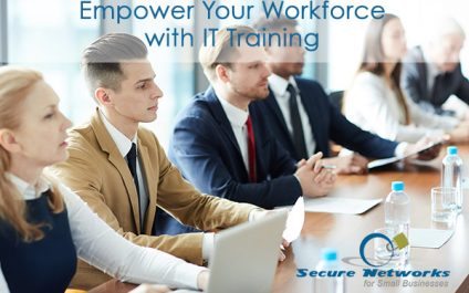 School's In: Now's the Time to Empower Your Workforce with IT Training