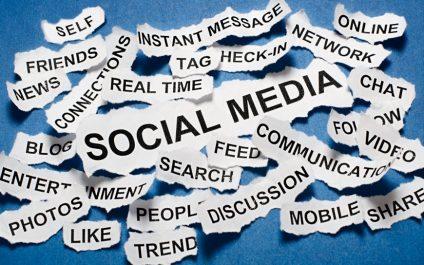 Social media for business development