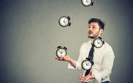 6 Time Management Tips For The Busy Entrepreneur