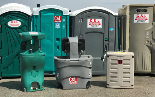 Portable Restrooms, Showers, Septic Tank Cleaning - Perrysburg