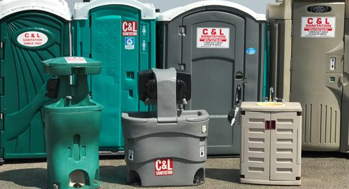 """A Whole Lot More than """"Just"""" A Portable Restroom"""