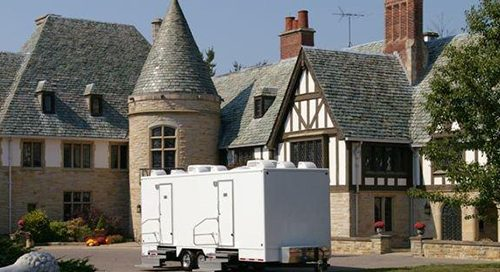 """The """"Sky's the Limit"""" when it Comes to Portable Restrooms"""