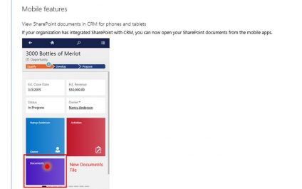 Did You Know You Can View SharePoint documents on the road?