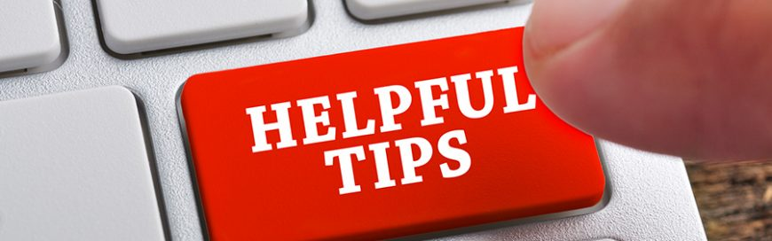 Some Business Central keyboard shortcuts to make your life easier