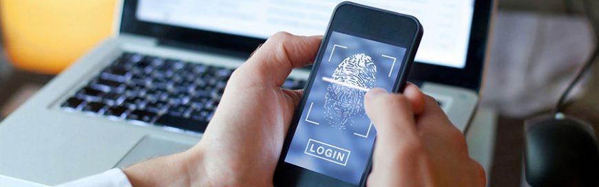 Biometrics authentication on smartphones