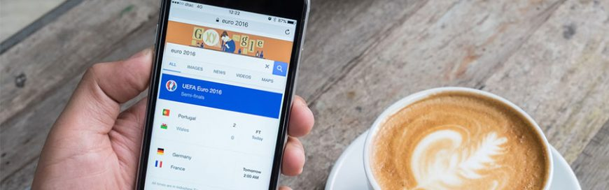 Mobile search is now Google's priority
