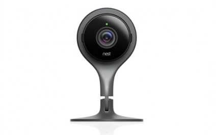 Shiny New Gadget Of The Month: Nest Cam: Keeping an Eye on Things While You're Away