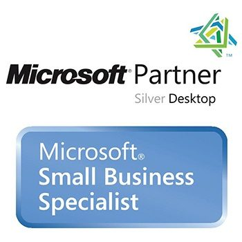 Microsoft Partners at the Silver Desktop and Small Business Specialist