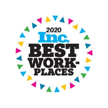 Inc.'s 2020 Best Workplaces Award