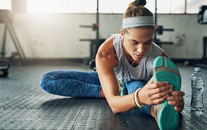 The best workouts to do when traveling… no equipment needed!