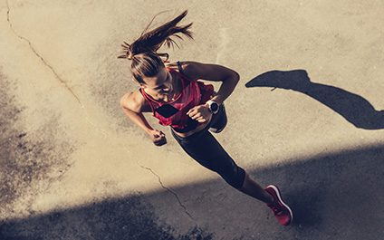 How HIIT moves can improve your running pace/stride