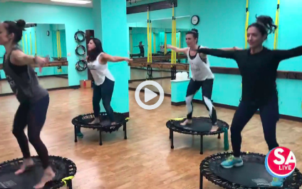 inBalance on SA Live: Try these workouts in 2020!
