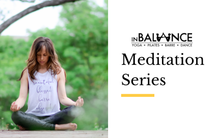 inBalance Meditation Series
