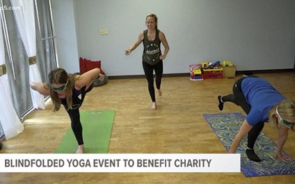 inBalance and Blindfold Yoga on KENS 5!