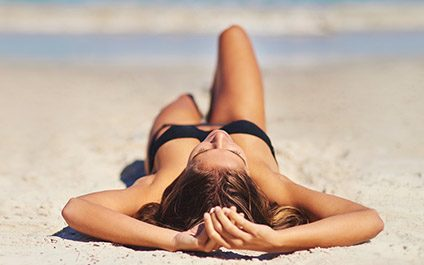 4 Ways to feel better in that bikini this weekend