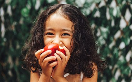 Everything you need to know about kids and snacking