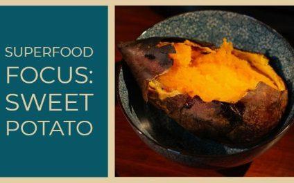 Super food focus: Sweet potato