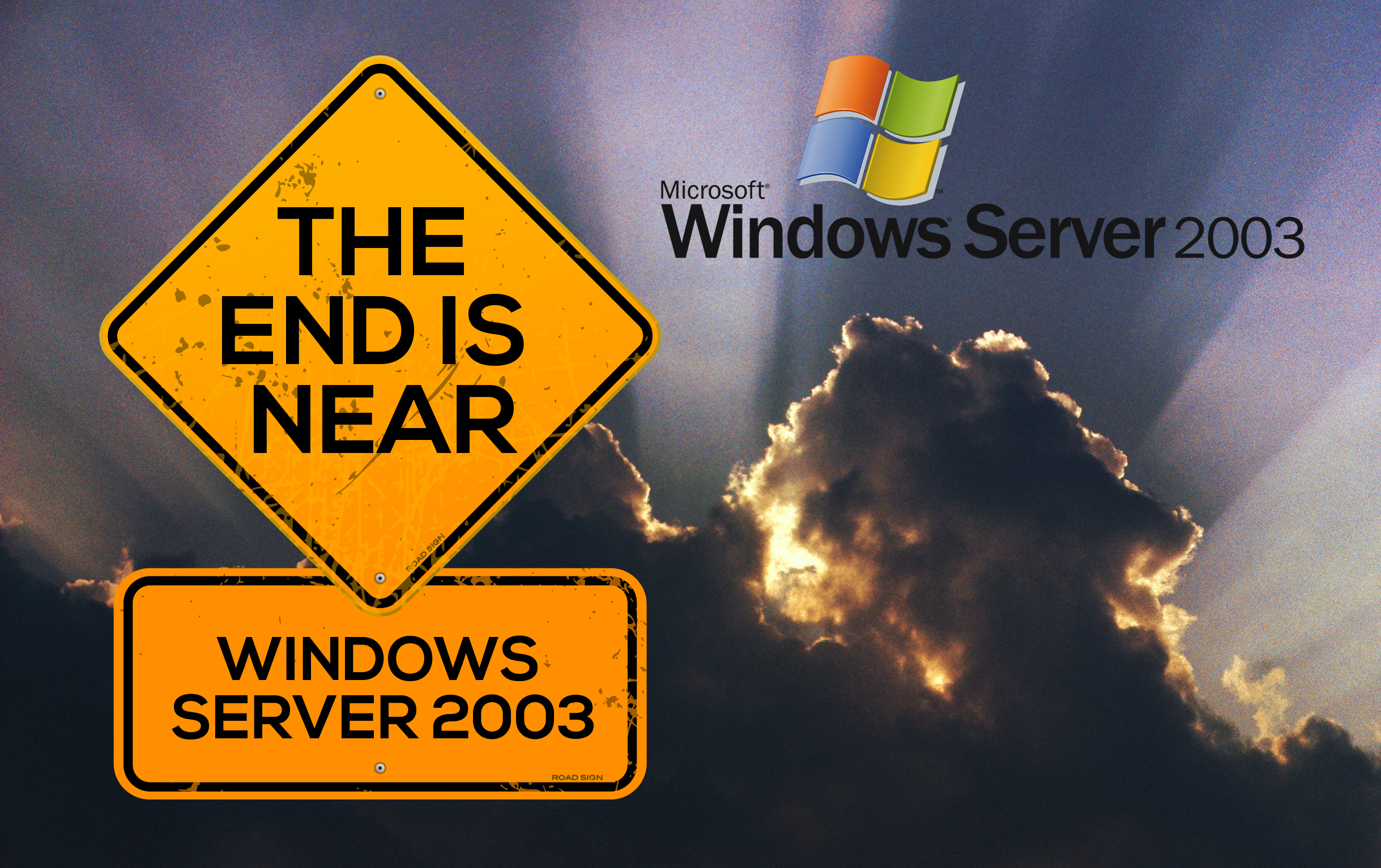 microsoft 2003 support end date