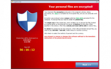 Ransomware returns with a new twist in the Crypto Virus
