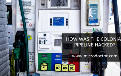 How Was The Colonial Pipeline Hacked?