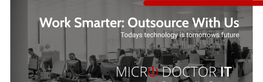 5 Reasons to Outsource Your IT