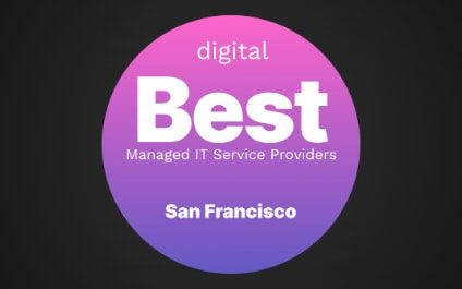 BizCare, Inc. Named Best Managed IT Service Provider  in San Francisco by Digital.com