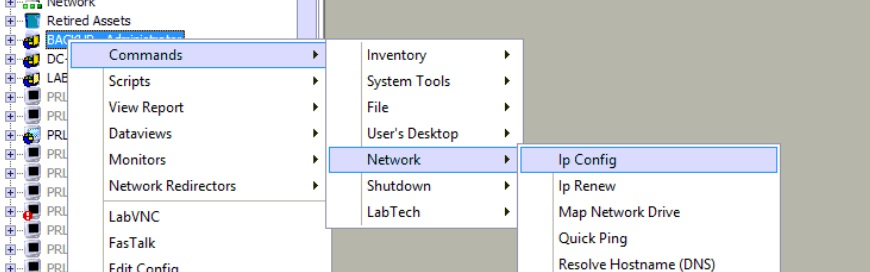 How To Create a Script from a LabTech Command | ProVal Technologies, Inc