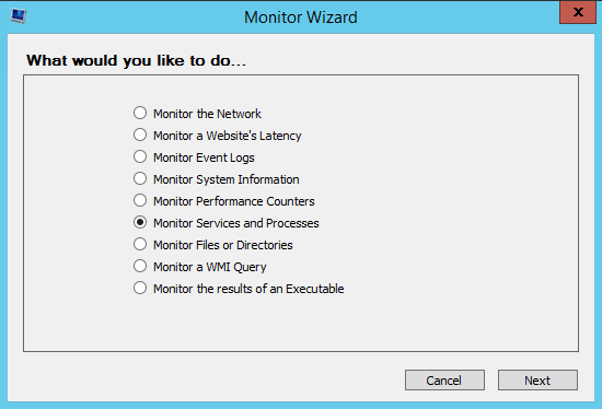 Monitoring and Restarting a Service in LabTech | Labtech Admin