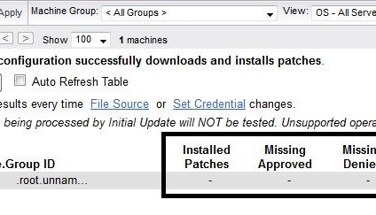 kaseya patch file failed to download