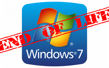 Windows 7 End of Support – Out with the Old, In with the New!